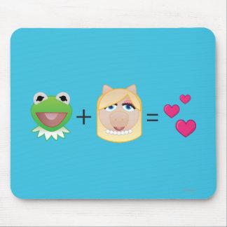 Muppets Emoji Mouse Pad