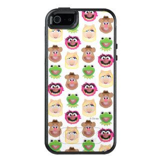 Muppets Emoji OtterBox iPhone 5/5s/SE Case