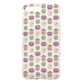Muppets - Emoji Pattern iPhone 7 Plus Case