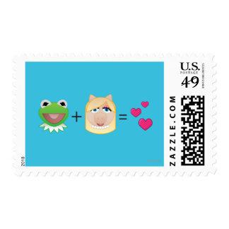 Muppets Emoji Postage
