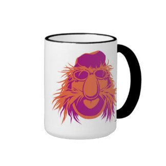 Muppets Floyd Disney Taza A Dos Colores