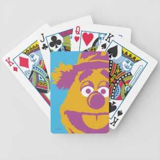 Muppets Fozzie Bear Disney Bicycle Card Deck