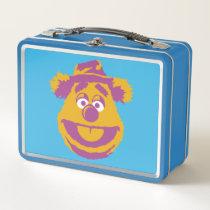 Muppets Fozzie Bear Disney Metal Lunch Box