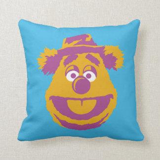 Muppets Fozzie Bear Disney Pillow