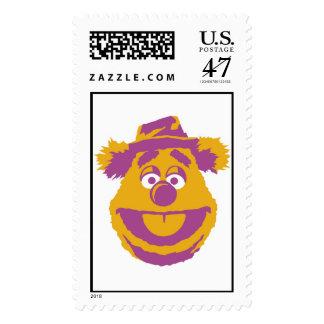Muppets Fozzie Bear Disney Postage