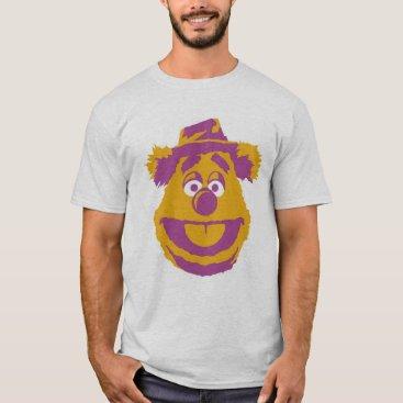 Disney Themed Muppets Fozzie Bear Disney T-Shirt