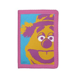 Muppets Fozzie Bear Disney Tri-fold Wallet