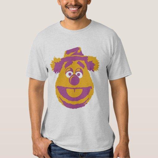 Muppets Fozzie Bear Disney Tshirts