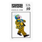 Muppets' Gonzo Plaid Suit Disney Postage
