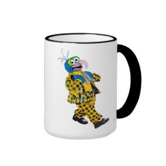 Muppets' Gonzo Plaid Suit Disney Ringer Mug