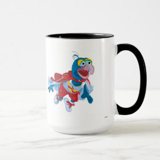Muppets Gonzo que vuela Disney Taza