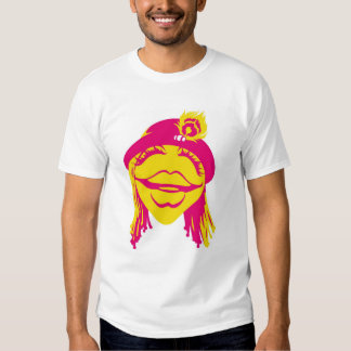 Muppets Janice Disney sonriente Camisas