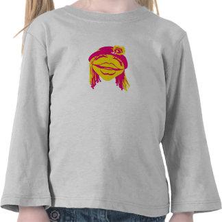 Muppets Janice Disney sonriente Camiseta