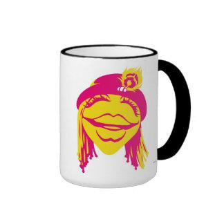Muppets Janice Smiling Disney Ringer Mug