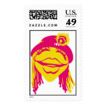Muppets Janice Smiling Disney Stamps