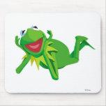 Muppets Kermit Disney de mentira Alfombrilla De Ratón
