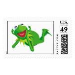 Muppets Kermit Disney de mentira Sellos Postales