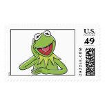 Muppets Kermit Disney sonriente