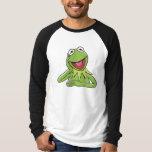 Muppets Kermit Disney sonriente Playeras
