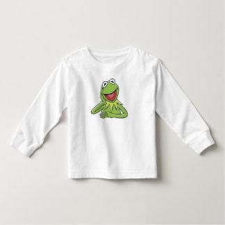 Muppets Kermit Disney sonriente Polera