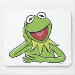 Muppets Kermit Disney sonriente Tapete De Ratones