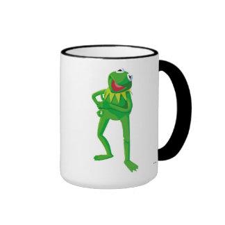 Muppets Kermit Disney Taza De Dos Colores