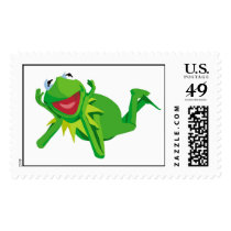 Muppets Kermit Lying Disney Postage