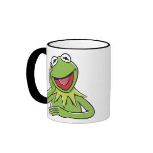 Muppets Kermit Smiling Disney mug