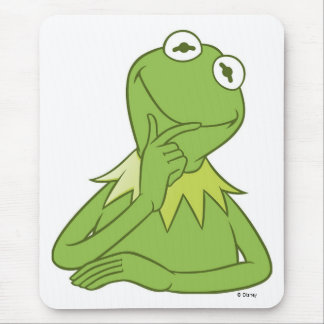 Muppets' Kermit the Frog Disney Mouse Pad