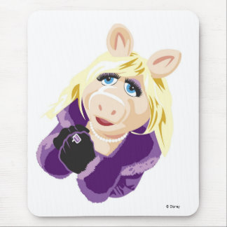 Muppets Miss Piggy Disney Mouse Pad
