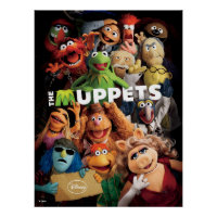Muppets Most Wanted | Movie Poster