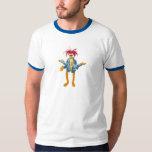 Muppets Pepe la gamba del rey que coloca Disney Remeras