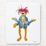 Muppets Pepe la gamba del rey que coloca Disney Tapetes De Ratones