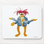Muppets Pepe the king prawn standing Disney Mouse Pads
