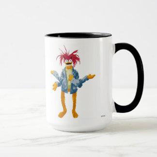 Muppets Pepe the king prawn standing Disney Mug
