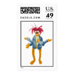 Muppets Pepe the king prawn standing Disney Postage Stamps