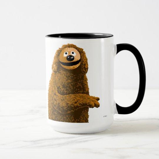 Muppets' Rowlf Disney Mug