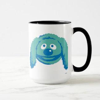 Muppets' Rowlf smiling Disney Mug