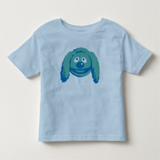 Muppets' Rowlf smiling Disney Toddler T-shirt