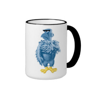 Muppets Sam Looking Bothered Disney Ringer Coffee Mug