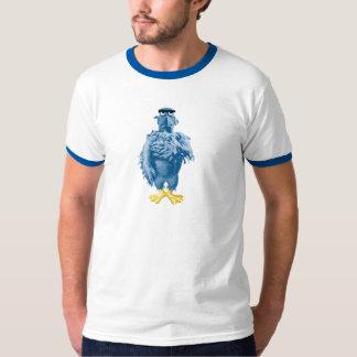 Muppets Sam the Eagle standing pledging Disney T-Shirt