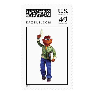 Muppets' Scooter Disney Stamps
