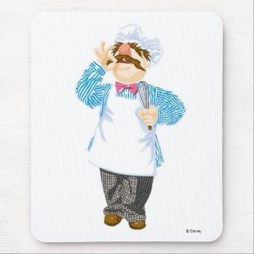 Disney Themed Muppets' Swedish Chef Disney Mouse Pad