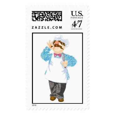 Disney Themed Muppets' Swedish Chef Disney Postage