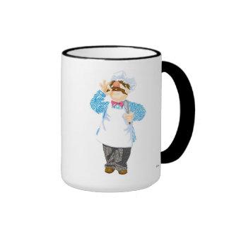 Muppets' Swedish Chef Disney Ringer Coffee Mug