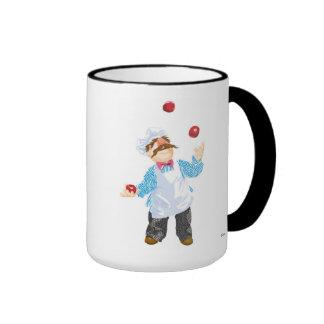 Muppets' Swedish Chef Juggling Ringer Coffee Mug