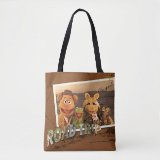 Muppets Travel Tote Bag