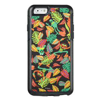 Muppets   Tropical Kermit & Animal Pattern OtterBox iPhone 6/6s Case