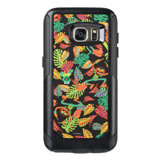 Muppets | Tropical Kermit & Animal Pattern OtterBox Samsung Galaxy S7 Case