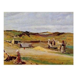 MUR de Camilo Corot- (Cotes du Nord) Postales